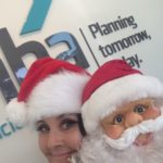 MBA Financial Strategists and Santa